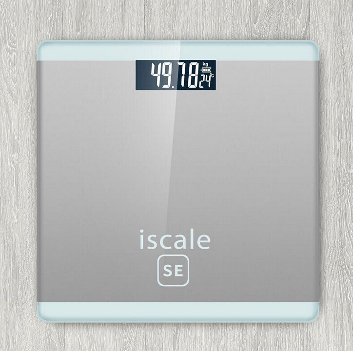 Lower Price Glass Bathroom Scale