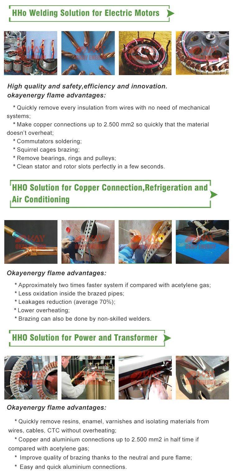 Battery Tab Welder Heat Exchanger Brazing Machine