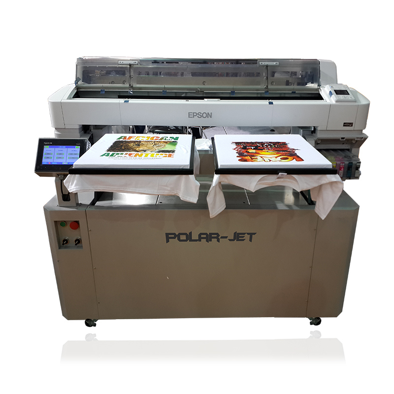 Professional A1 Tshirt Printer with Tfp Print Head