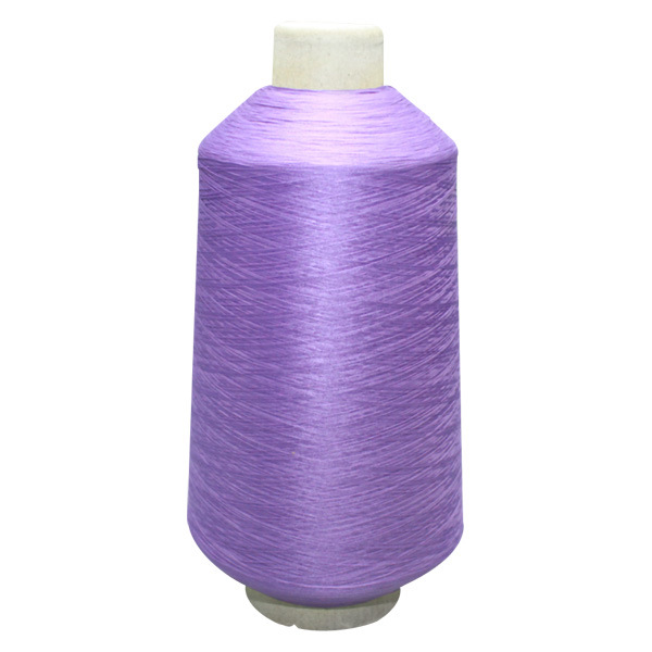 100% Polyester 100d/36 Polyester DTY Yarn for Overlock Thread