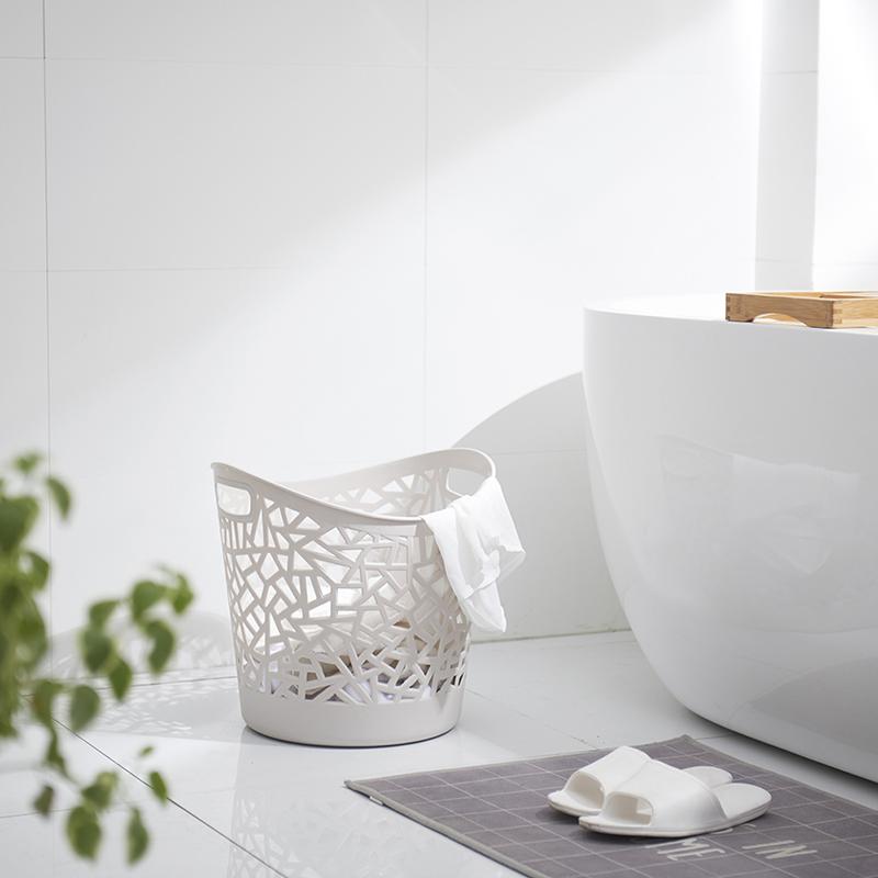Hot Sell Sale Rattan Plastic Laundry Basket