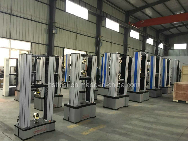 200kn/20ton Computerized Metal Matrix Composites Electronic Universal Tensile Testing Equipment