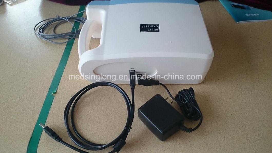 Tabletop Pulse Oximetere Monitor Mslpo-E