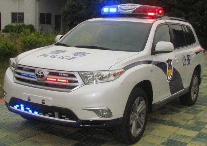 LED Ambulance Lightbar, Firefighter Lightbar, 12V/24V, Warning Strobe Light Bar