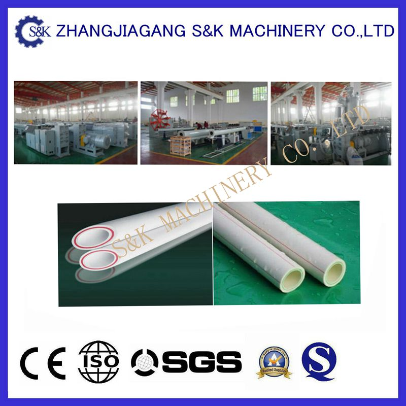 Single-Screw PPR Pipe Production Line