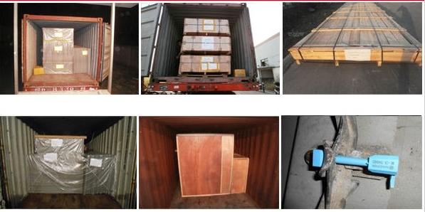 Wood Surafce Aluminum Honeycomb Door Panels