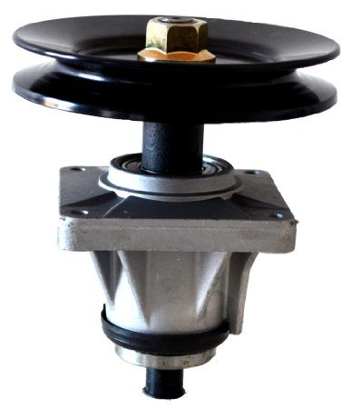 Spindle Assembly for Mtd, Cub Cadet 618-0660, 918-0660 with Pulley