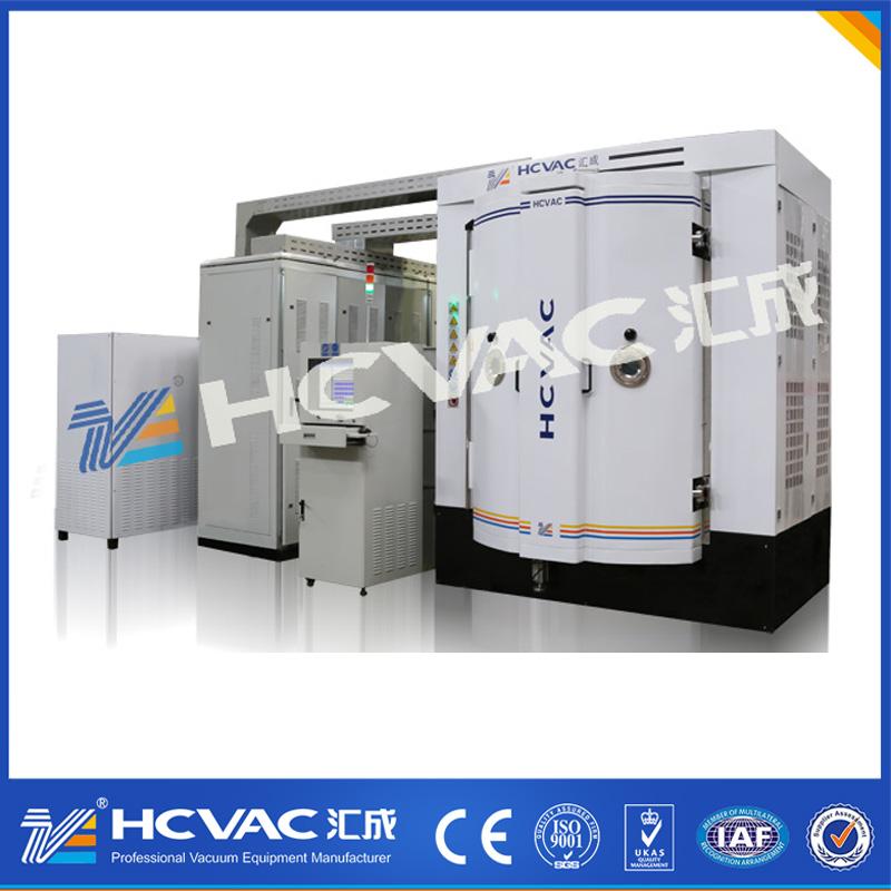 Sanitary Ware Physical Vapor Deposition System, Tin Tic Tialn PVD Plasma Coating Machine