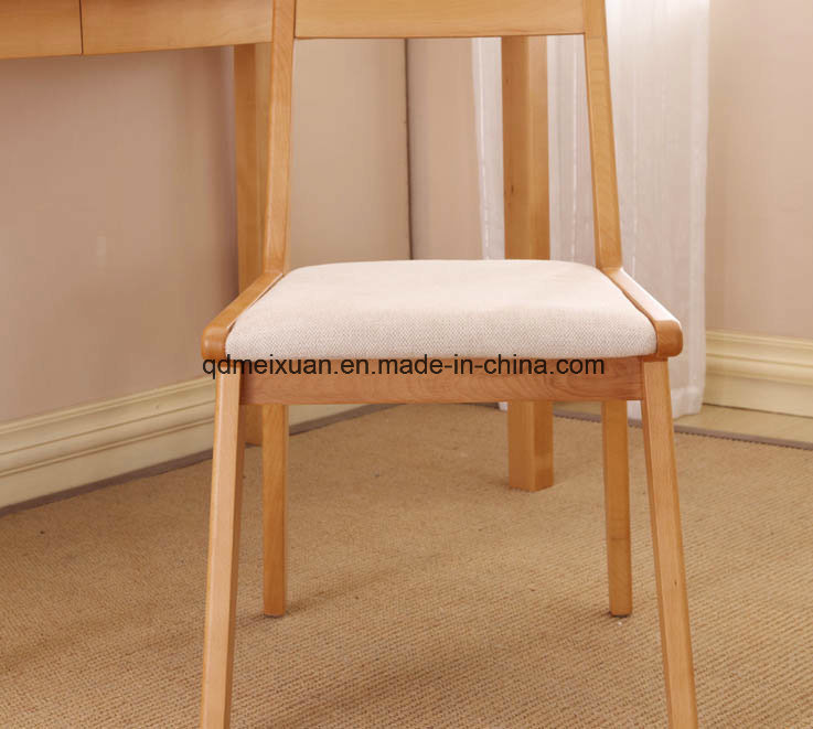 Sale Hot Ash Wood Study Chairs Computer Chairs Study Room Simple Style (M-X2494)