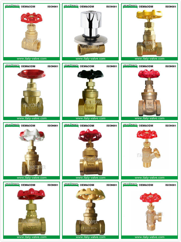Automatic Brass Pressure Reducing Water Valve (AV-B-4)