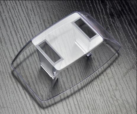 Manufacturer Plastic Oil Cups Mould for Range Hoods Parts