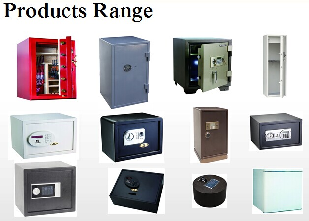 R19 Gun Safe for Shooting Club Security Company Police Station