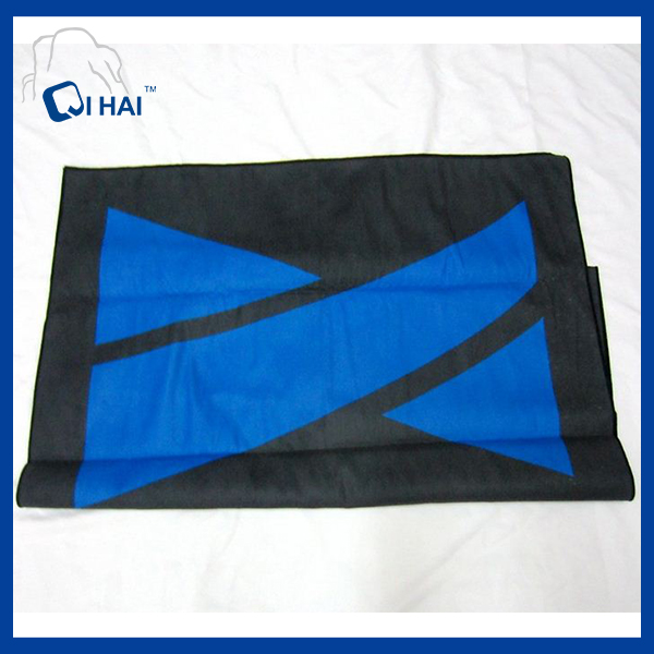 Microfiber Printed Design Gymnastics Towel (QHSD00921)