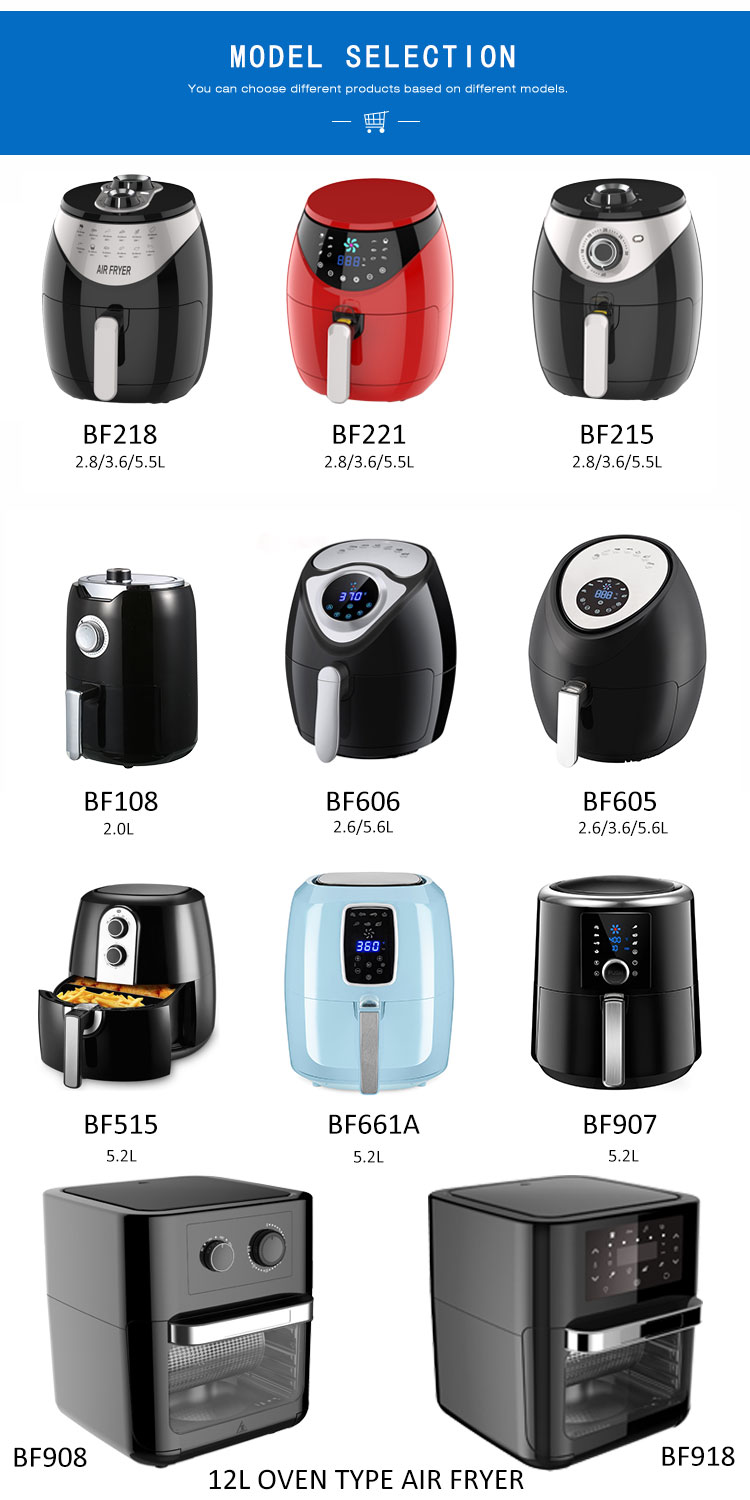 Free Oil Free Air Fryer