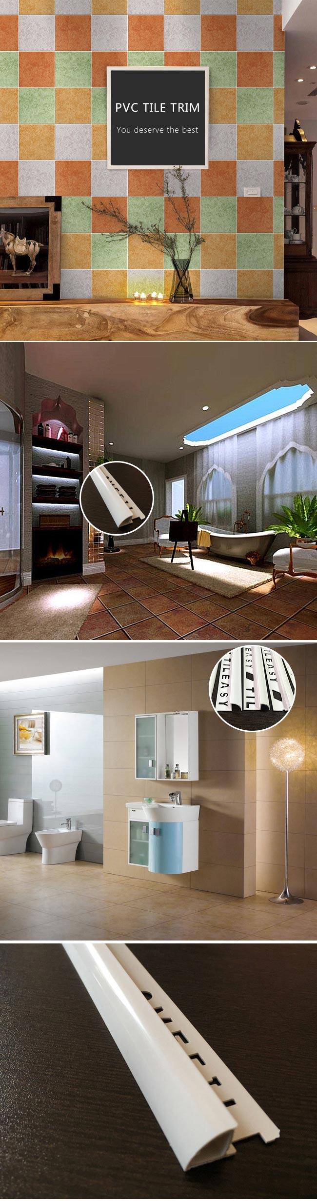 Shinny Tile Corner