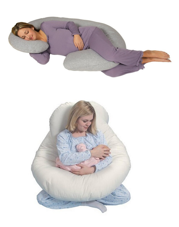 Manafacture New Style Total Body Pillow for Pregnancy
