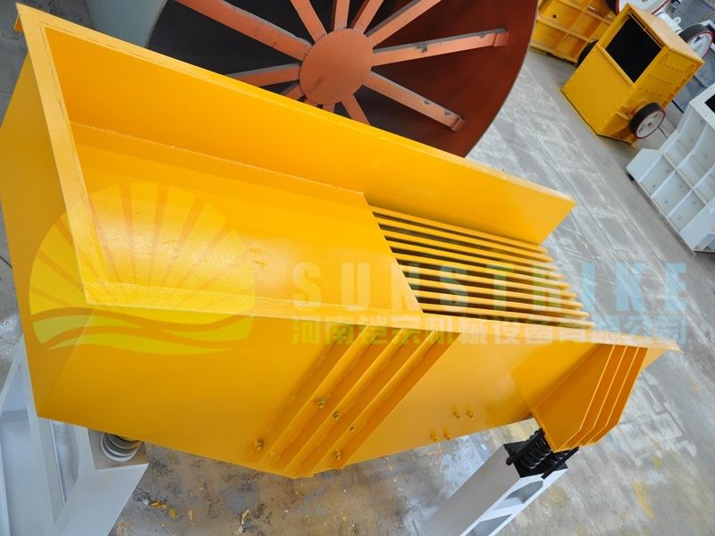 Hot Sale Good Quality Coal Mining Vibrating Feeder Price