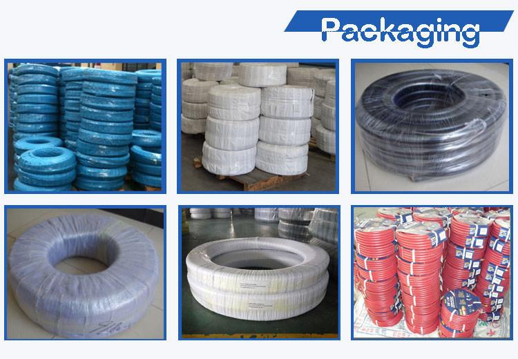 Flexible Soft Rubber PVC Mixed Air Hose
