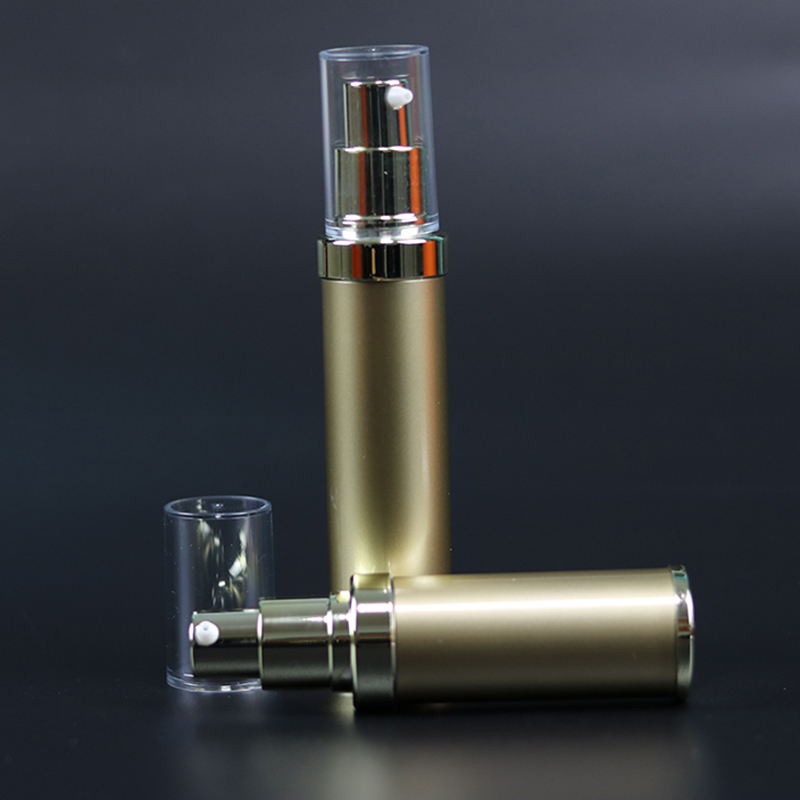 High Quality Airless Bottle with Over Cap for Cosmetic Packing (NAB26)