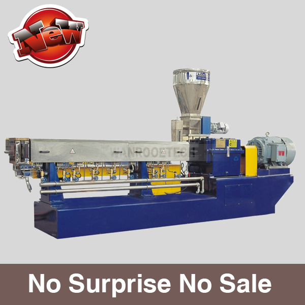 Waste Plastic Granules Making Machine