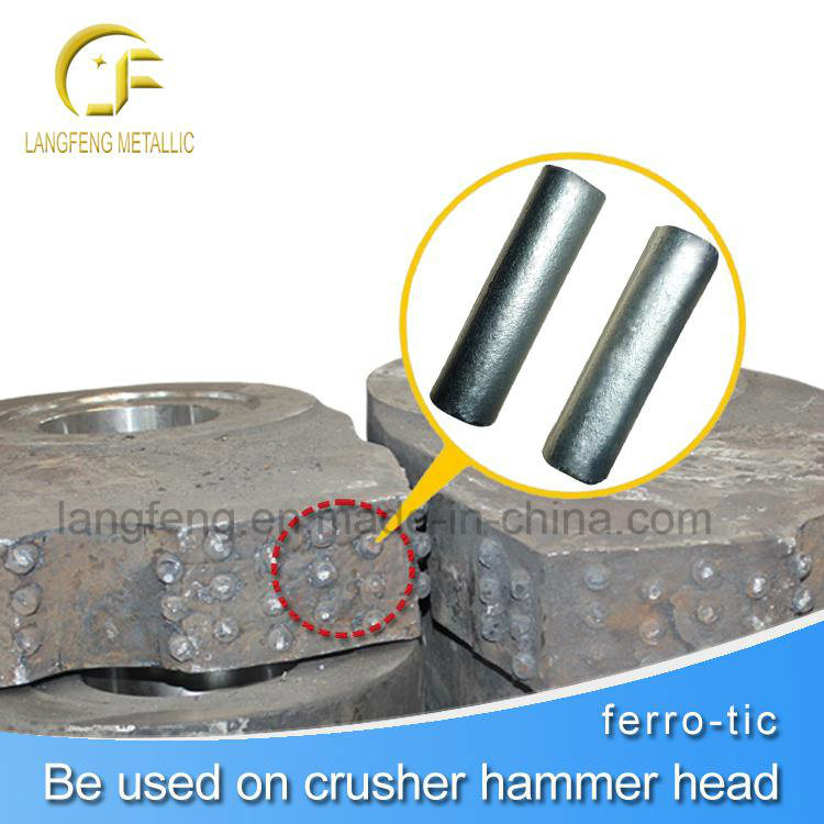 Insert Die Tic Materials for High Manganese Steel Spares/Replacement Parts