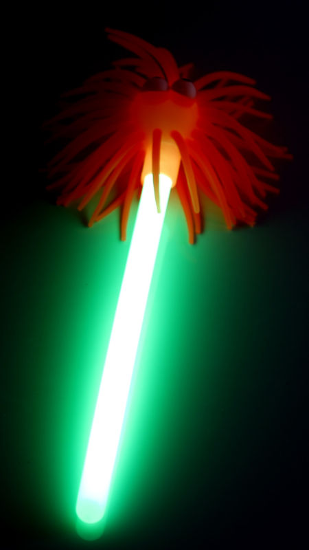 Funny Glow Stick with Big Animal Eyes