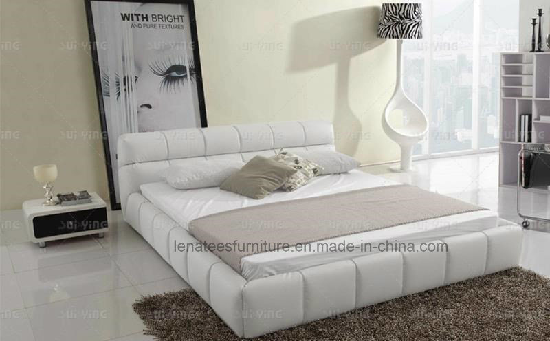 A546 Modern Apartment Bedroom Soft Bed