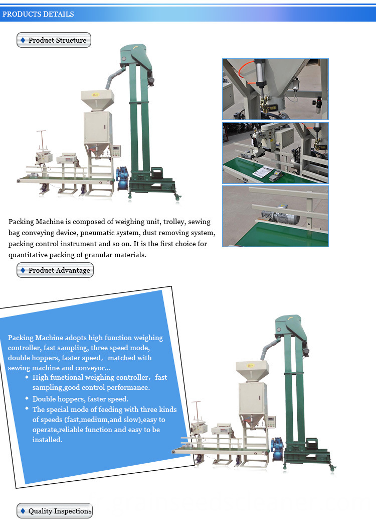 Seeds Packing Machine