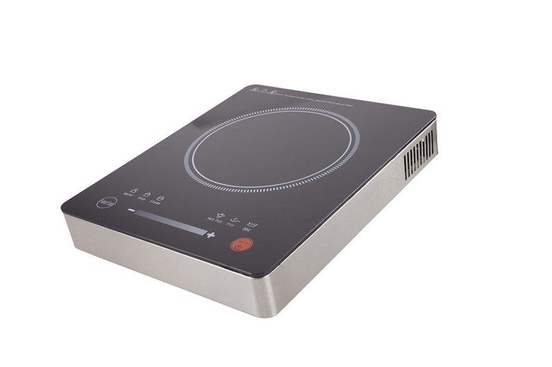 2016 Stainless Steel 2600W Single Burner Sensor Touch Control 1800W, 120V ETL Induction Cooker