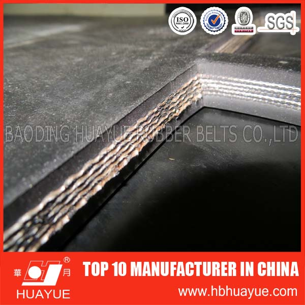 Ep Cc Nn Rubber Conveyor Belt Used in Industry