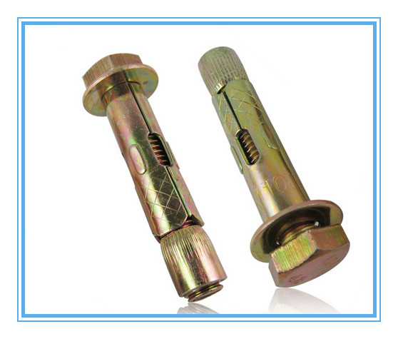 Carbon Steel Zinc Plated Drop in Expansion Anchor Bolt