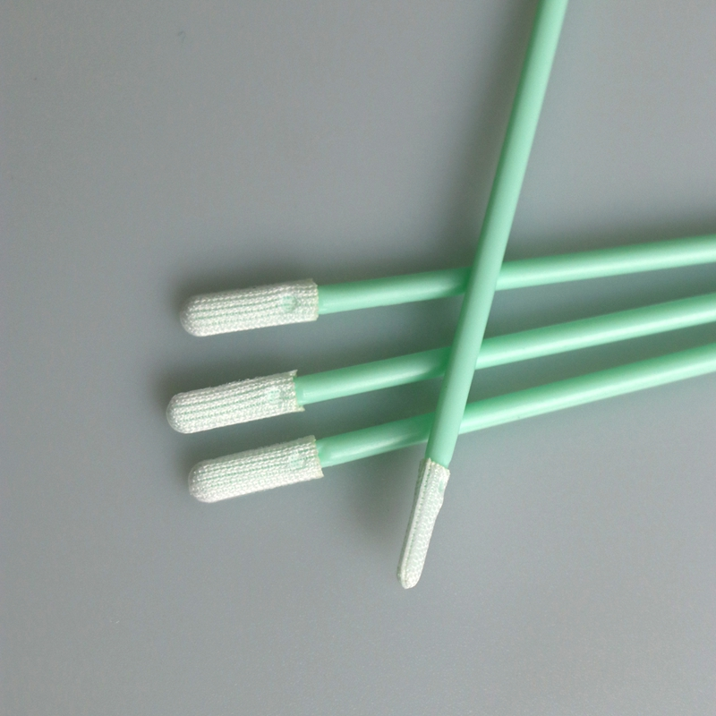 Mini Head polyester swab