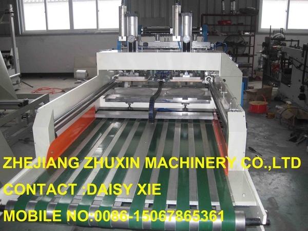 High Speed Automatic T-Shirt Bag Making Machine (CY-430-350X2)
