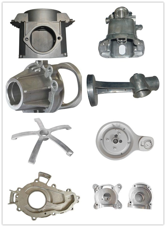 High Quality Made in China OEM Aluminium Alloy Die Casting