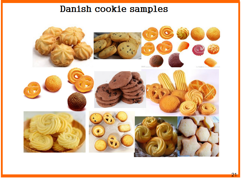 Kh-400 Asia Biscuit Extruding Machine; Cookie Depositor