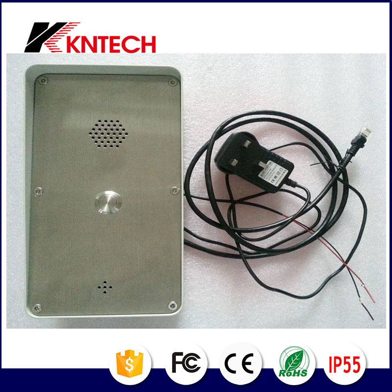 IP Door Phone IP Access Control Emergency Telephone Intercom Knzd-45