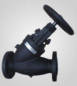 Cast Iron DIN Standard Resilient Seat Globe Valves