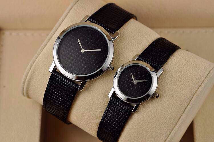New Fashion Bussiness Thin Couple Watch
