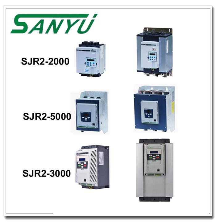 Sanyu Sjr3000 Series Built in Bypass Soft Start Sample
