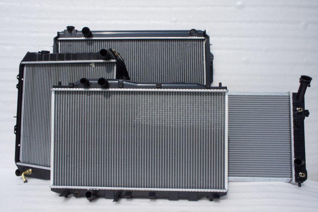 Auto Generator Aluminum Cooling Radiator for KIA Rio Sportage K2