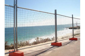 Hot DIP Galvanized Temporary Fence with Low Price Made in Chinese Factory