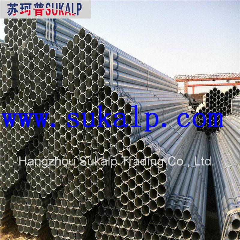 High Quality Weld Steel Pipe