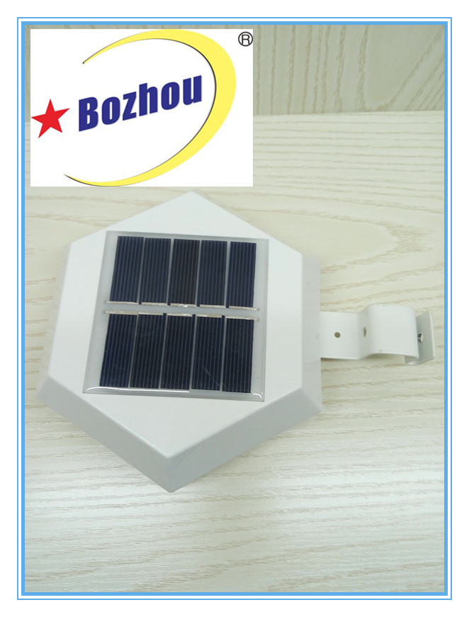 Top Quality New Design Solar Garden Wall Light