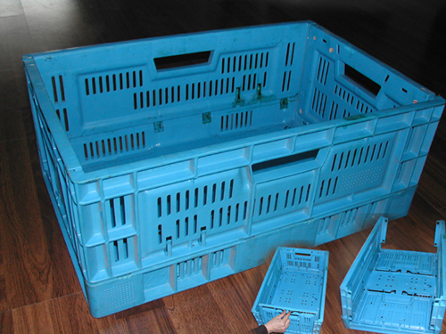 Foldable Crate Mould Injection Mold Transport Moulds (HY009)