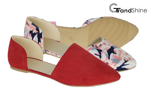 Women's Flat Pointed-Toe Casual Ballet Shoes