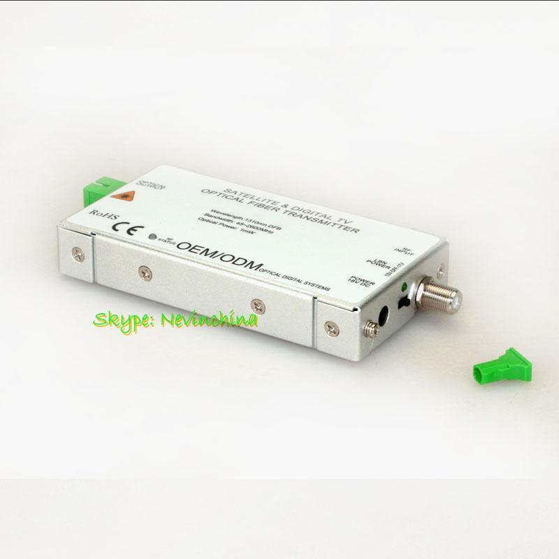 Satellite Optic Transitter and Receiver