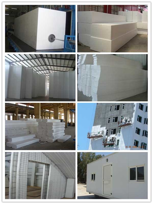 Fangyuan Vertical EPS Intensity Sandwich Panel Machine