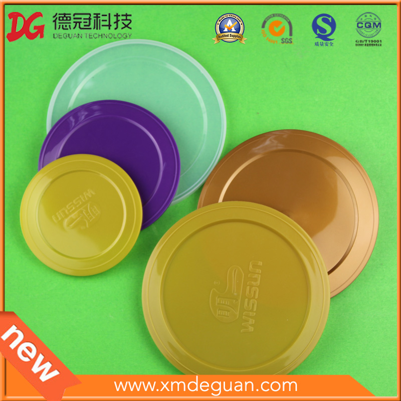 The Different Size of PE Milk Powder Cans Plastic Lids Caps
