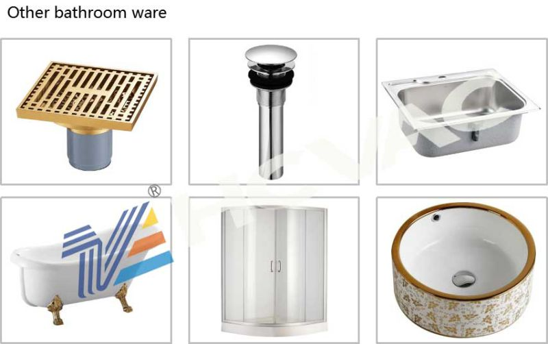 High-End Hotel Bathroom Fixtures Faucets PVD Coating Machine