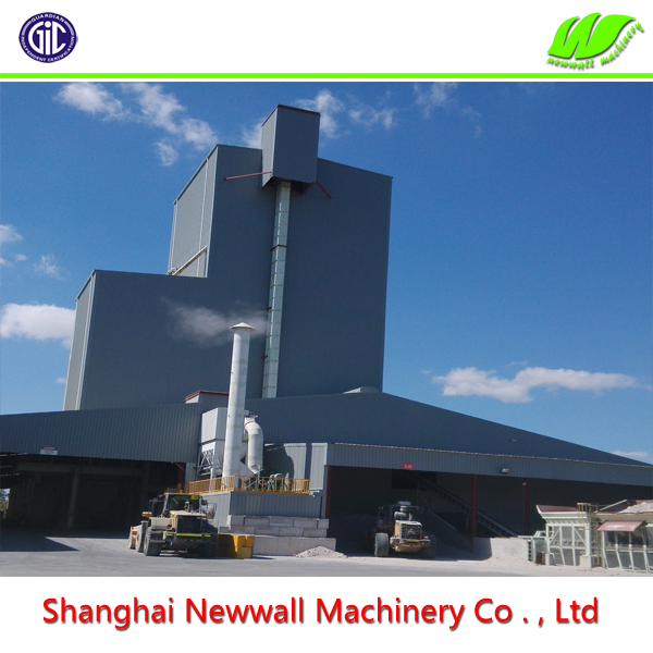 30tph Tower Type Dry Mortar Mix Plant